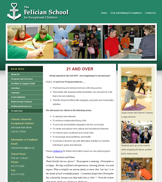 Felician School for Exceptional Children